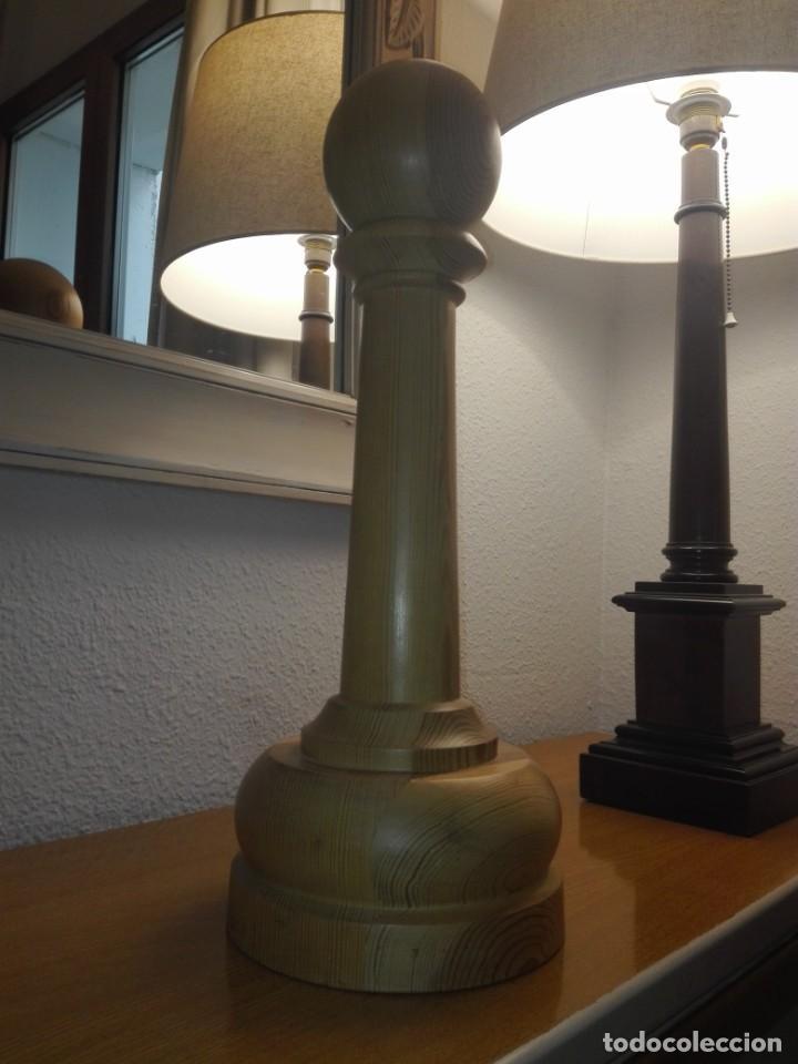 Segunda Mano: Peón de madera gran tamaño - Foto 5 - 190594002