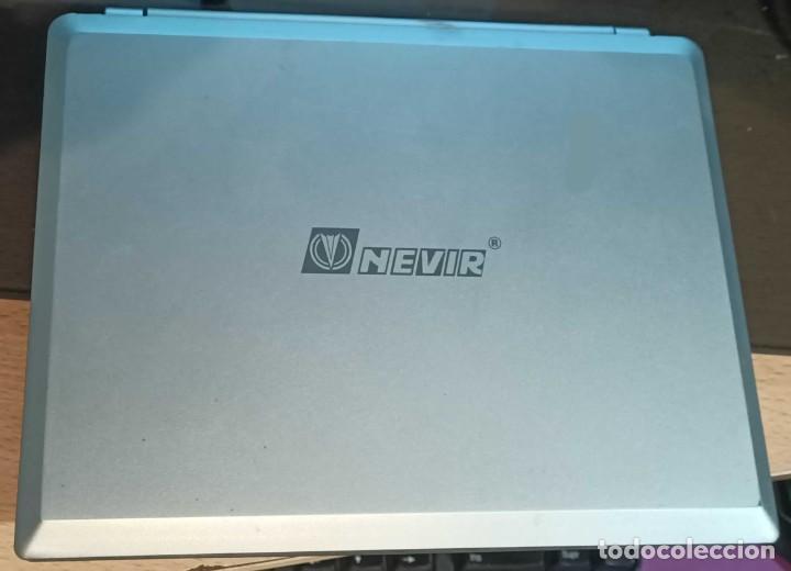Segunda Mano: Reproductor de DVD portátil y Tele Nevir NVR-2740 DVD-PDTX, CON TDT HD - VINTAGE - Colección - Foto 5 - 190875071