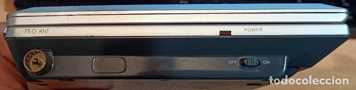Segunda Mano: Reproductor de DVD portátil y Tele Nevir NVR-2740 DVD-PDTX, CON TDT HD - VINTAGE - Colección - Foto 6 - 190875071