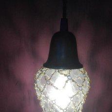 Segunda Mano: LAMPARA DE TECHO. Lote 192224331