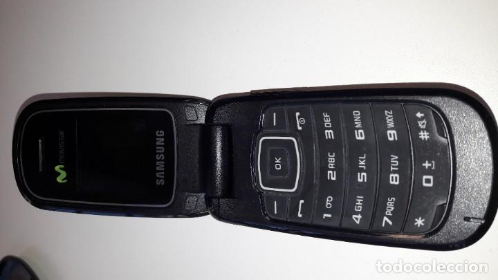 TELEFONO MOVIL SAMSUNG ANTIGUO DE MOVISTAR (Segunda Mano - Artículos de electrónica)