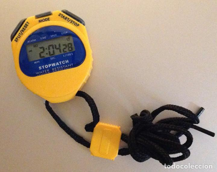 Segunda Mano: Cronómetros a elegir entre Orange y/o Stopwatch. Útiles para deportistas. Nuevos. - Foto 2 - 193851127