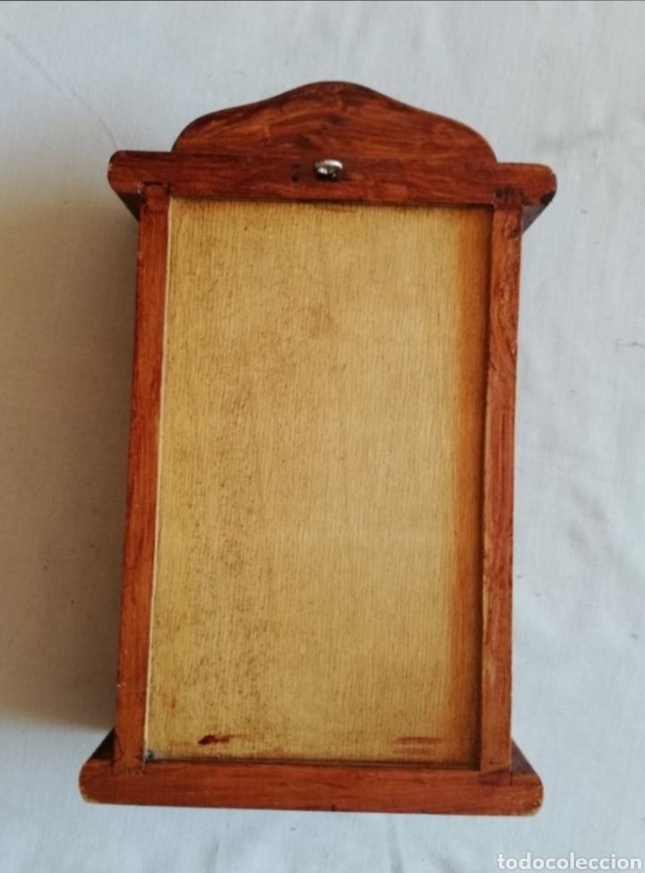 Segunda Mano: Caja Armario llaves - Foto 2 - 193851485
