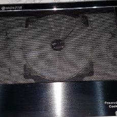 Segunda Mano: SOPORTE PARA VENTILAR PORTATIL WOXTER COOLER MAX. Lote 193865318