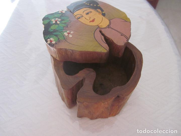 Segunda Mano: BONITA CAJA PINTADA - Foto 3 - 194174086