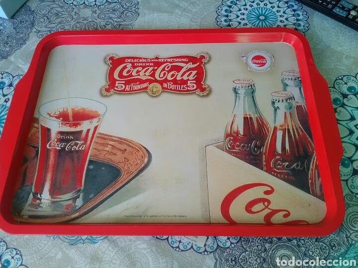 Segunda Mano: Bandeja de Coca cola - Foto 2 - 194185411