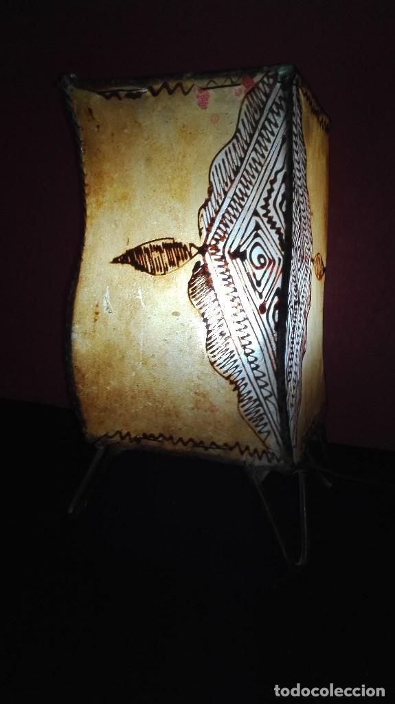 Segunda Mano: LAMPARA PIEL - Foto 2 - 194281567