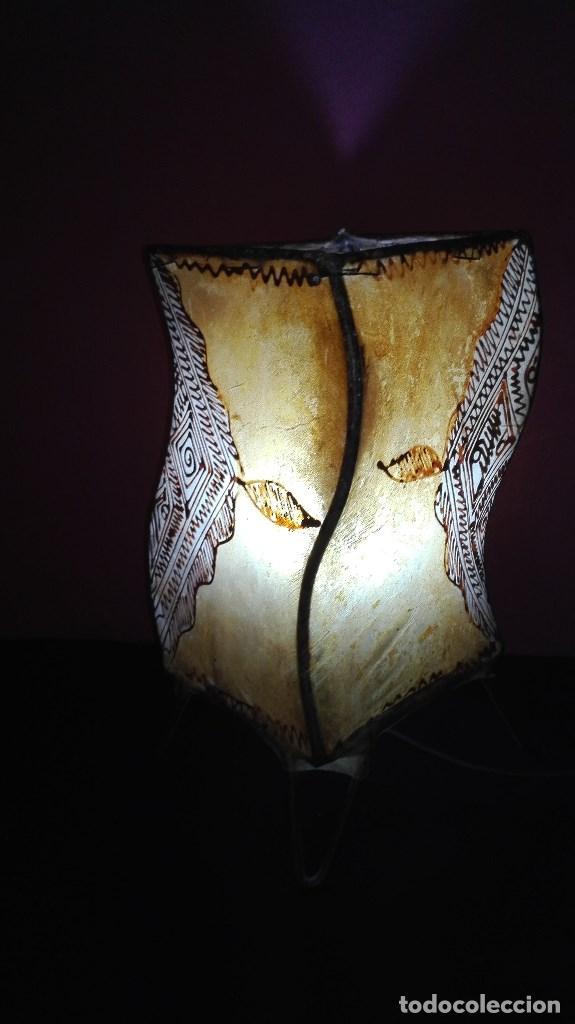 Segunda Mano: LAMPARA PIEL - Foto 3 - 194281567