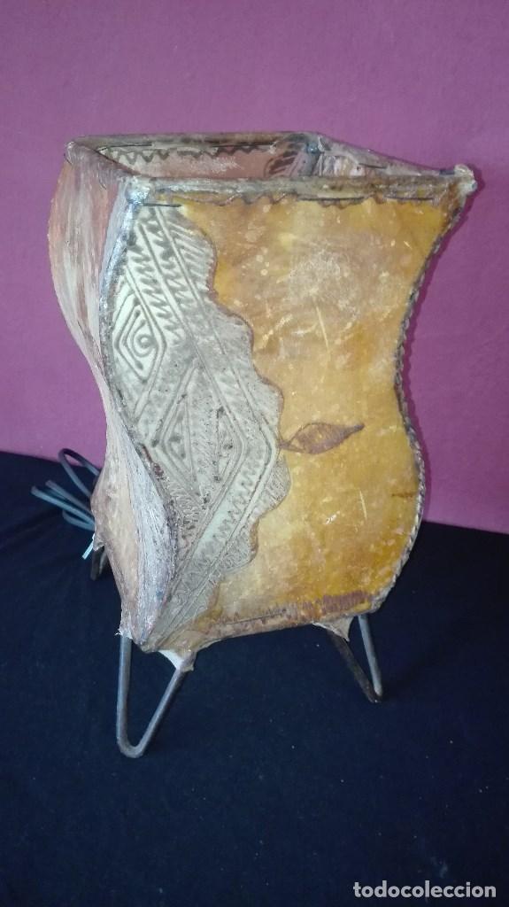 Segunda Mano: LAMPARA PIEL - Foto 5 - 194281567