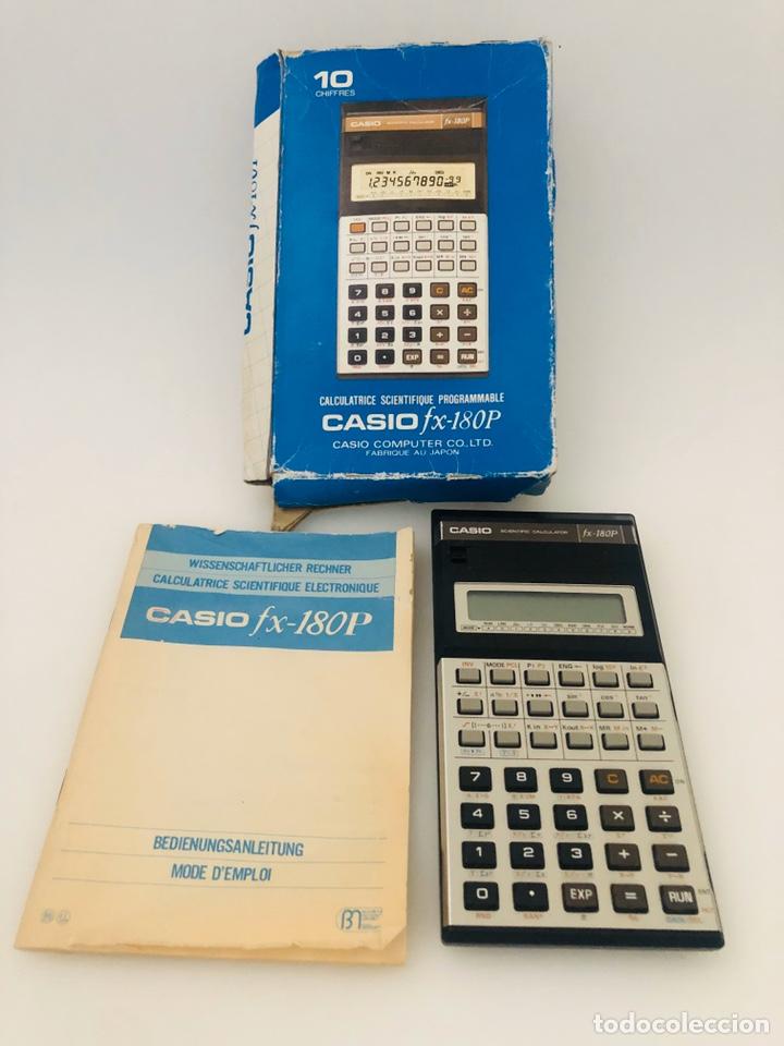 CASIO FX-180P (Segunda Mano - Artículos de electrónica)