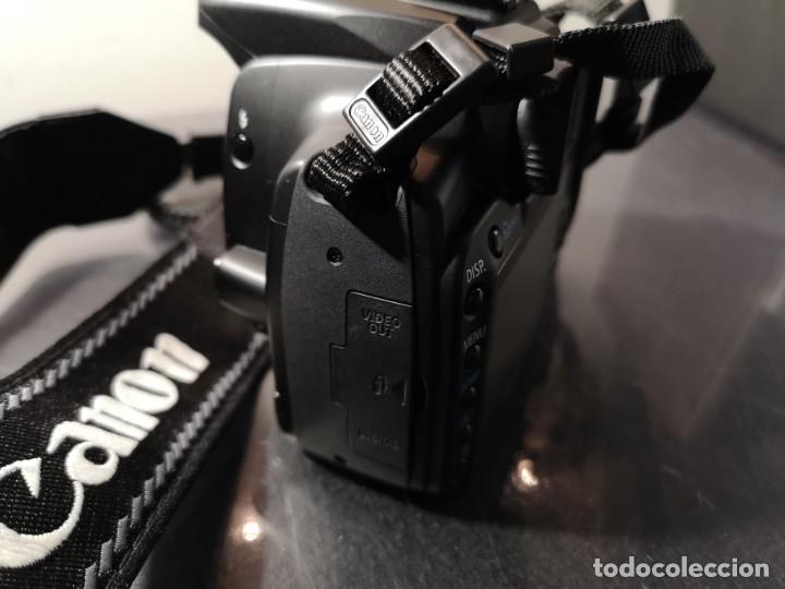 Segunda Mano: cámara Canon Eos 400d digital - Foto 3 - 194674621