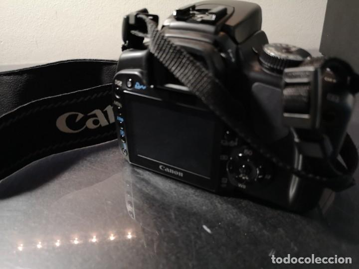 Segunda Mano: cámara Canon Eos 400d digital - Foto 4 - 194674621