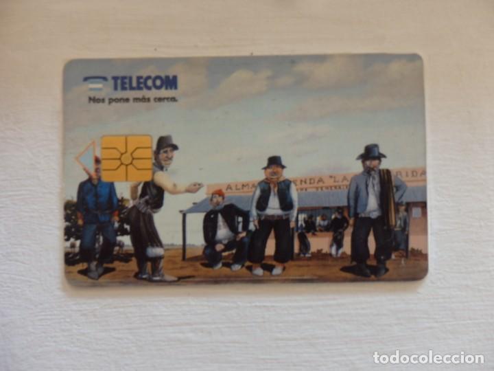Segunda Mano: cuadro tarjetas telefónica - Foto 2 - 194859696