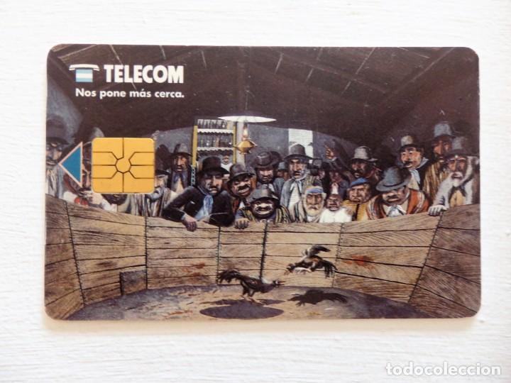 Segunda Mano: cuadro tarjetas telefónica - Foto 4 - 194859696