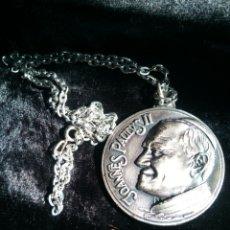 Segunda Mano: MEDALLA JOANNES PAULUS II.VIII CONGRESO MARIOLOGICO Y XV. Lote 195008753