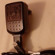 Segunda Mano: CARGADOR ORIGINAL TELÉFONO ALCATEL. Lote 195051205