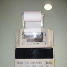 Segunda Mano: CALCULADORA TEXAS INSTRUMENTS. TI-5029. Lote 195054567