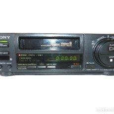 Segunda Mano: VIDEO REPRODUCTOR SONY VIDEO8 HIFI ESTEREO EV-C45E. Lote 195071318
