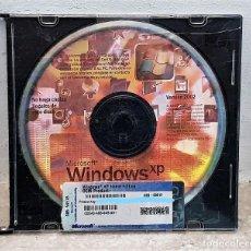 Segunda Mano: DISCO DE WINDOWS XP HOME EDITION - VERSIÓN 2002. Lote 195203261