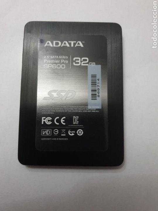 DISCO DURO SSD ADATA 32GB (Segunda Mano - Artículos de electrónica)