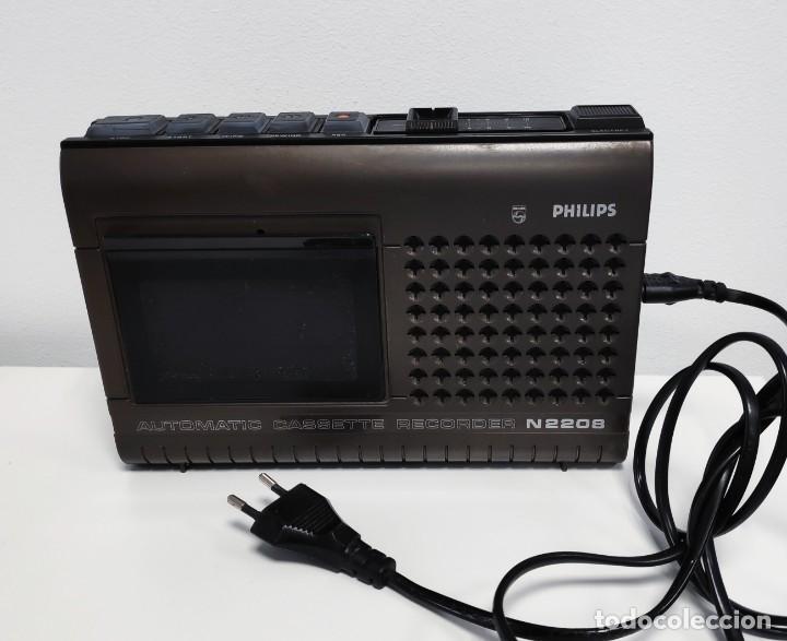 CASSETTE PHILIPS N2208 (Segunda Mano - Artículos de electrónica)