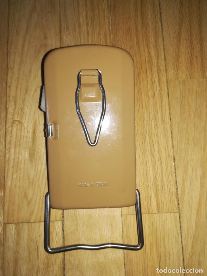 Segunda Mano: Linterna TXIMIST marrón - Made in Spain - Perfecto estado - Foto 3 - 195298627