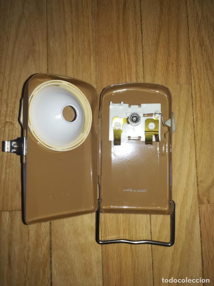 Segunda Mano: Linterna TXIMIST marrón - Made in Spain - Perfecto estado - Foto 2 - 195298627