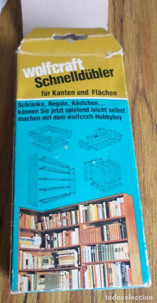 Segunda Mano: Para hacer agujeros para espigar tablas -- De 8 mm - Foto 5 - 195331090