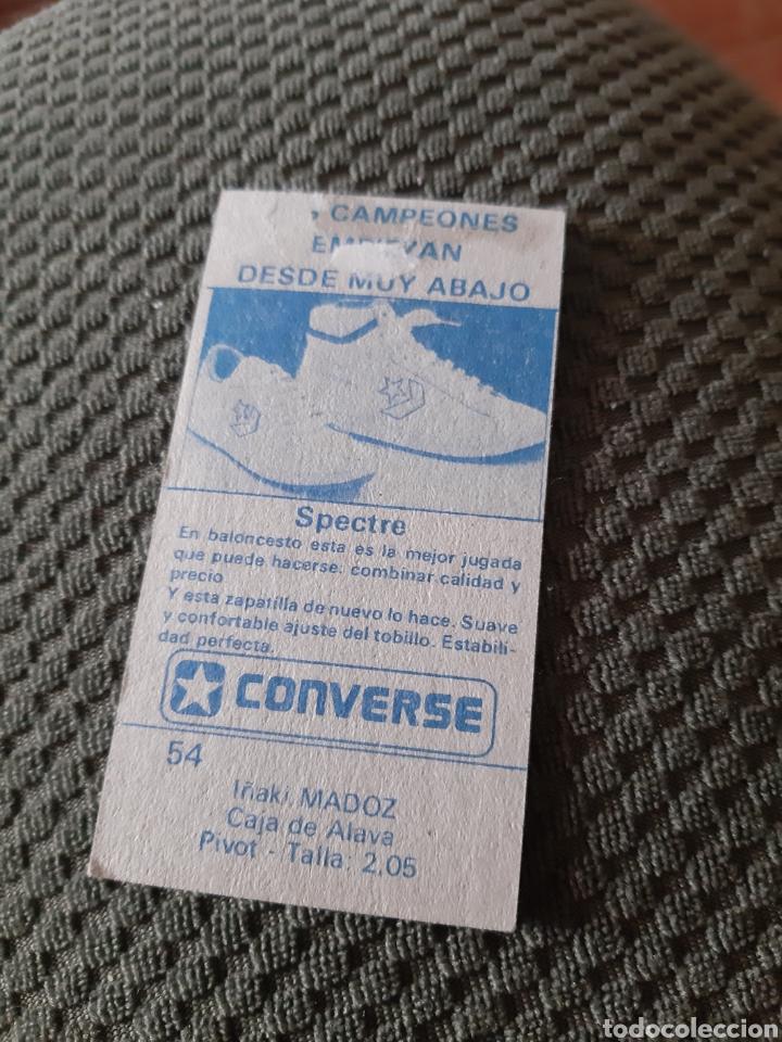 Segunda Mano: MERCHANTE 86 87 MADOZ CAJA DE ALAVA CONVERSE - Foto 2 - 195489486