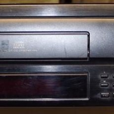 Segunda Mano: REPRODUCTOR LASERDISC PIONEER CD CDV LD PLAYER CLD-900S. Lote 195947568
