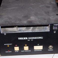 Segunda Mano: GRABADORA TELEX MAGNECORD MC II PARA CARTUCHOS DE CINTA. Lote 195947577