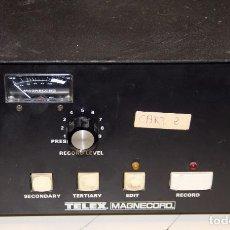 Segunda Mano: TELEX MAGNECORD. Lote 195947588