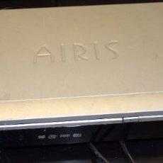 Segunda Mano: REPRODUCTOR DVD AIRIS DVD PLAYER LW108A. Lote 195947612
