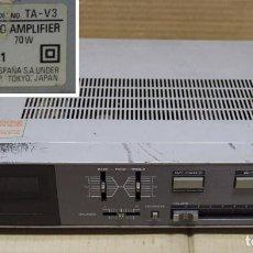 Segunda Mano: AMPLIFICADOR SONY TA-V3 INTEGRATED STEREO AMPLIFIER. Lote 195947717