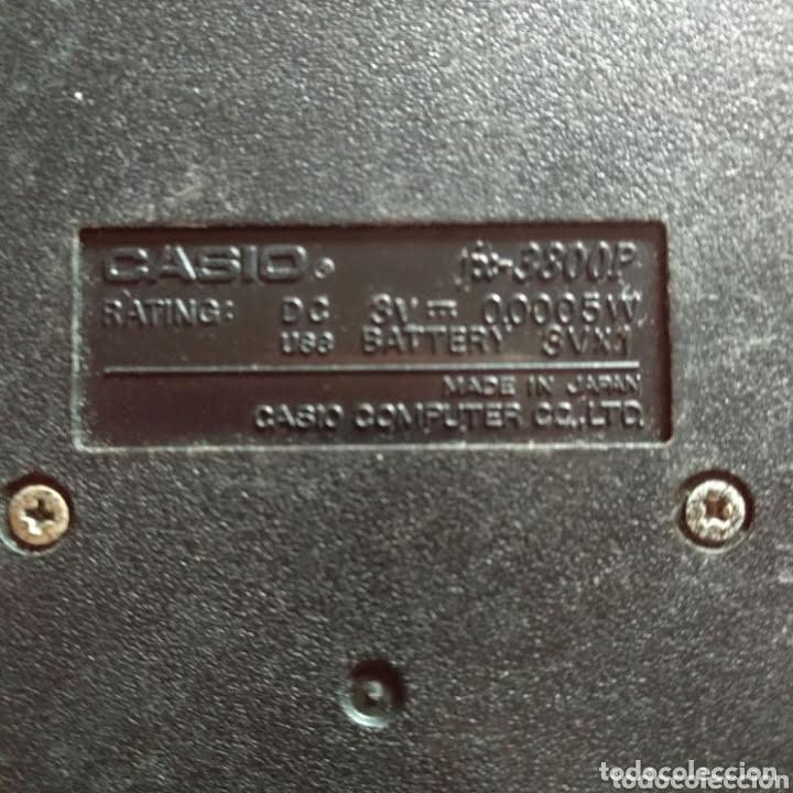 Segunda Mano: Calculadora Casio FX 3800P - Foto 3 - 223039570