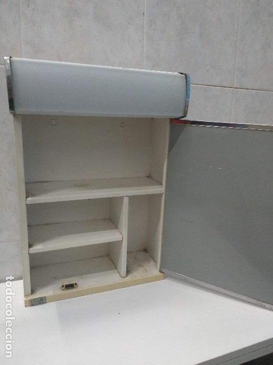 Segunda Mano: Armario espejo metalkris - Foto 3 - 195992891