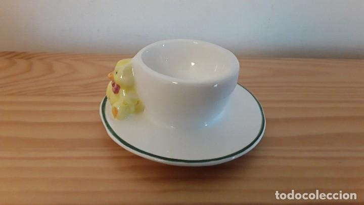 Segunda Mano: Huevero, huevera cerámica - Foto 2 - 196312358