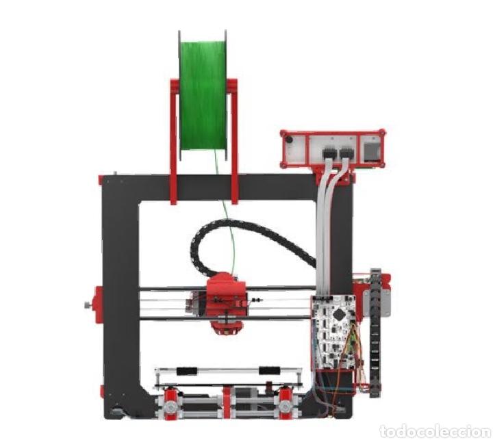 Segunda Mano: Impresora 3D BQ Hephestos - Foto 5 - 197243217