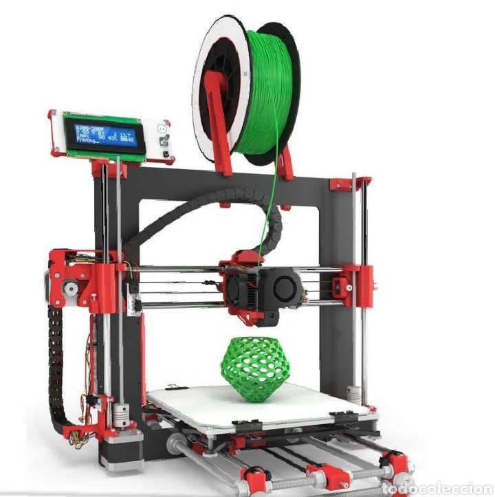 Segunda Mano: Impresora 3D BQ Hephestos - Foto 4 - 197243217