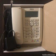 Segunda Mano: NUEVO SIN USAR TELEFONO DOMO 2 TELEFONICA COMPLETO EN SU CAJA ORIGINAL. Lote 197469443