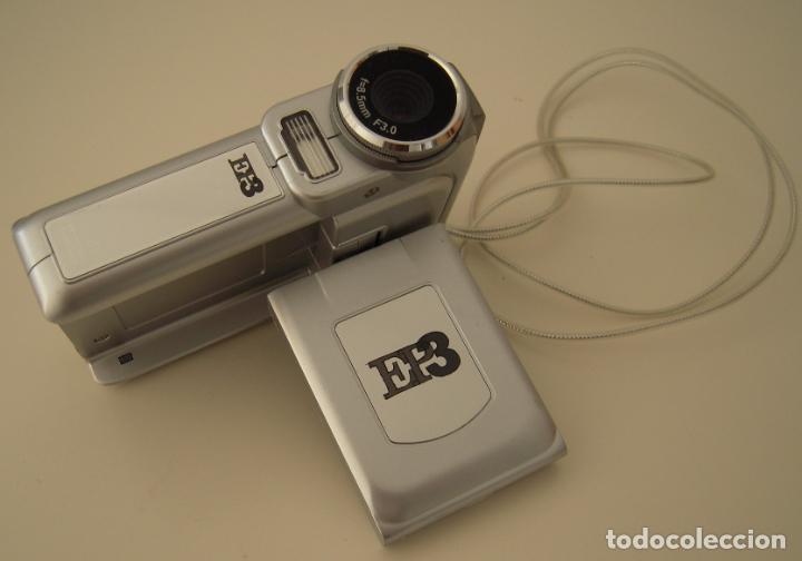 Segunda Mano: VIDEOCÁMARA DIGITAL EP3 - Foto 2 - 197814846