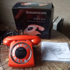 D'Occasion: TELÉFONO INALÁMBRICO SAGEMCOM SIXTY. Lote 198112986