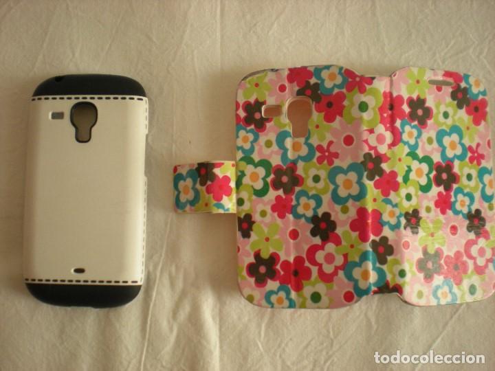Segunda Mano: Funda móvil Tapa Samsung S3 Mini + Regalo Funda Rígida - Foto 2 - 198430640