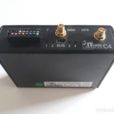 Segunda Mano: CENTRALITA TELEMATIC MD501-C4D - DISPOSITIVO DE CONTROL GPS. Lote 198522296