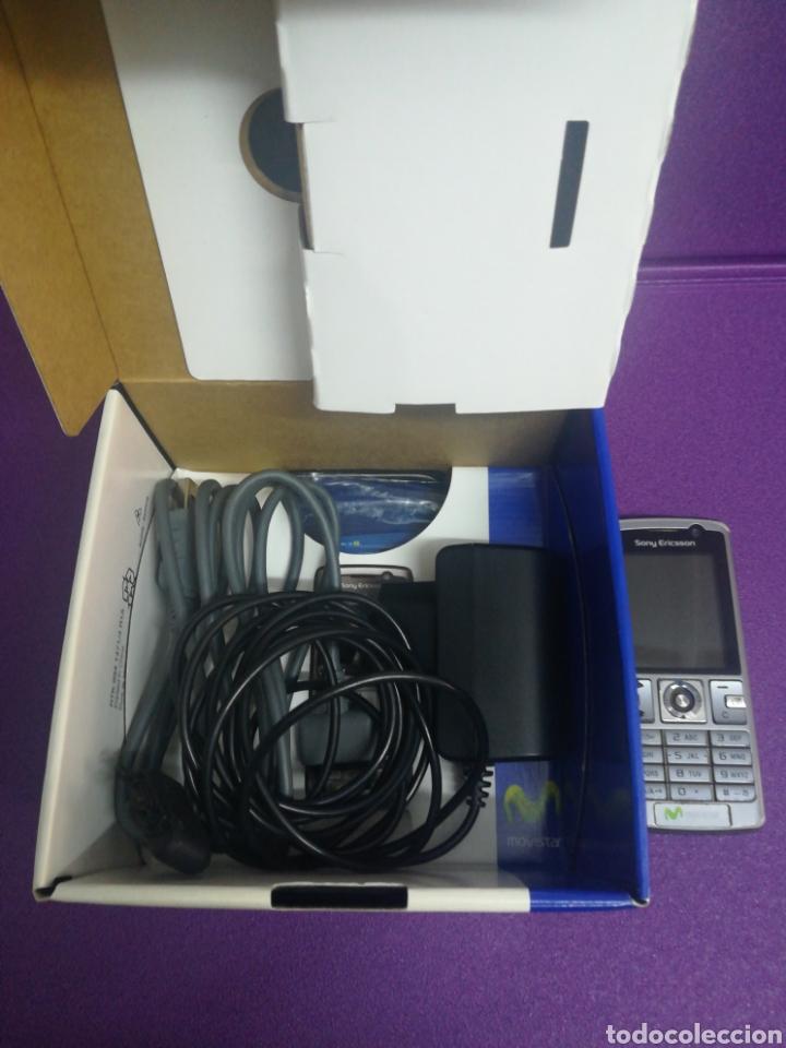 Segunda Mano: Teléfono móvil Sony Ericsson k610i retro antiguo Movistar - Foto 2 - 198925200