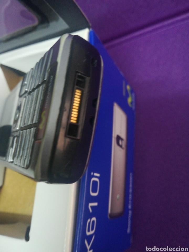 Segunda Mano: Teléfono móvil Sony Ericsson k610i retro antiguo Movistar - Foto 10 - 198925200