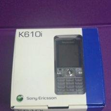 Segunda Mano: TELÉFONO MÓVIL SONY ERICSSON K610I RETRO ANTIGUO MOVISTAR. Lote 198925200