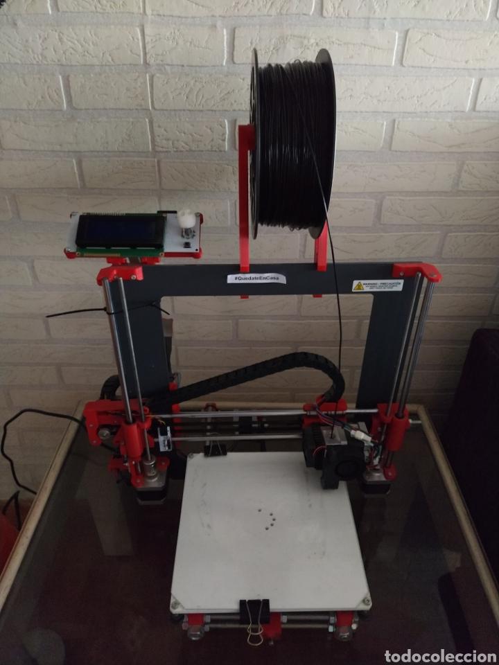 IMPRESORA 3D BQ HEPHESTOS (Segunda Mano - Artículos de electrónica)