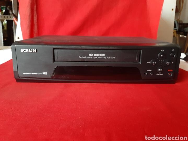 VIDIO REPRODUCTOR / GRABADOR VHS ECRON (Segunda Mano - Artículos de electrónica)