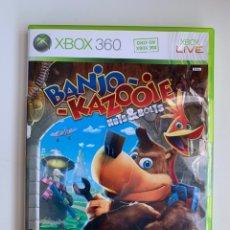 Segunda Mano: BANJO KAZOOIE - NUTS&BOLTS (XBOX 360). Lote 201351031